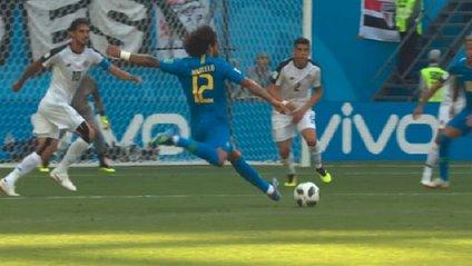 Бразилія – Коста-Рика зіграли 22-06-2018 - фото 1