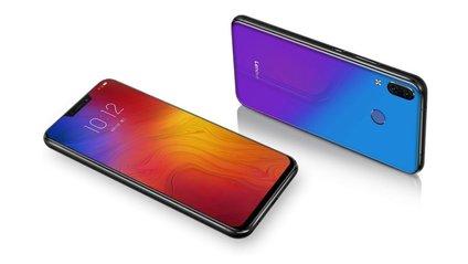 Lenovo представила свій клон iPhone X - фото 1