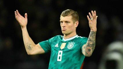 Кроос разом зі збірною Німеччини зазнав історичної поразки на ЧС 2018 - фото 1