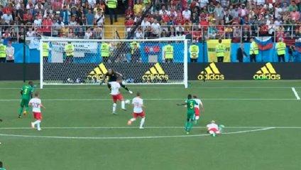 Польща – Сенегал зіграли 19-06-2018 - фото 1