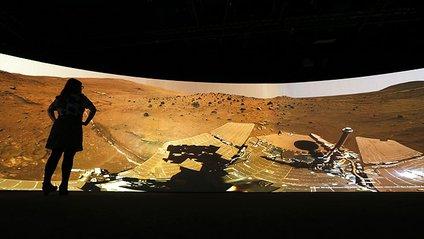 Причиною появи газу на Марсі може бути діяльність мікробів - фото 1