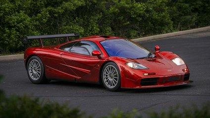 Найкращий McLaren F1 виставили на продаж - фото 1