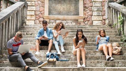 Американські підлітки масово відмовляються від Facebook - фото 1
