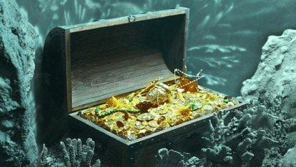 Біля Британії знайшли затонулий корабель зі скарбами - фото 1