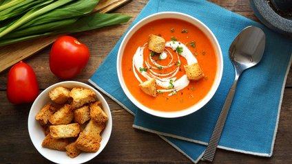 Холодні супи прості й швидкі у приготуванні - фото 1