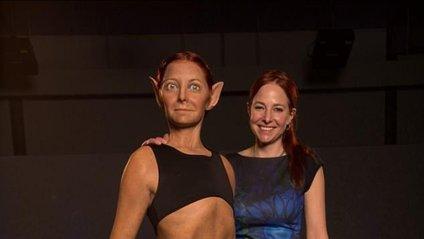 Жінці майбутнього знадобляться вуха... кажанів - фото 1