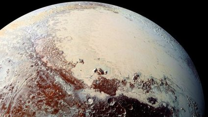 На Плутоні виявили дюни із замороженого метану - фото 1