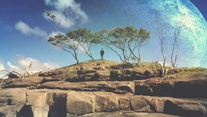 Неймовірні пейзажі з іншого світу: казкові фото - фото 1