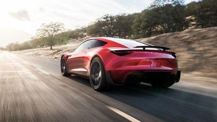 Ілон Маск пообіцяв зробити новий Roadster надзвичайно швидким - фото 1