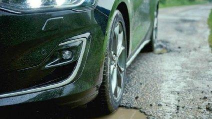 Новий Ford Focus навчать об'їжджати ями - фото 1