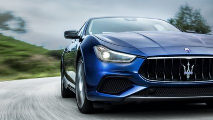 Maserati випустить великий гібридний кросовер і електросуперкар - фото 1