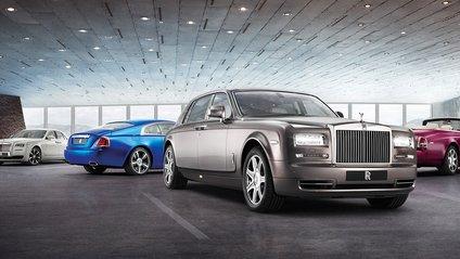 Головний дизайнер Rolls-Royce покинув компанію - фото 1