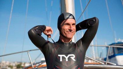 51-річний француз почав перший в історії заплив через Тихий океан - фото 1