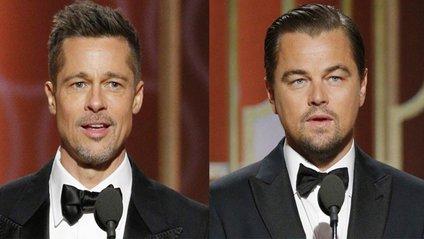 Оприлюднено перше фото Пітта і Ді Капріо із зйомок нового фільму Тарантіно - фото 1