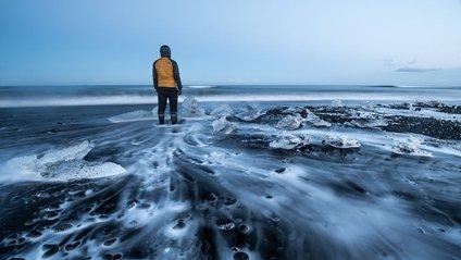 Фотограф показав самотню мандрівку до Ісландії: вражаючі кадри - фото 1