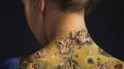 Жінка з незвичайним татуюванням підкорила мережу, і ось чому - фото 1