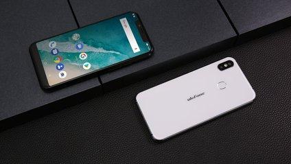"""Ulefone X: китайський смартфон, який """"дихає в потилицю"""" iPhone X - фото 1"""