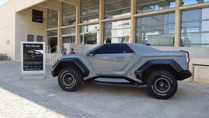 Іспанський стартап випустить 710-сильний позашляховик - фото 1