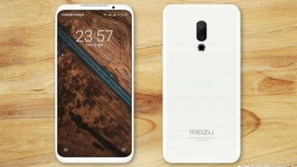 Флагманський смартфон Meizu 16: нові фото - фото 1