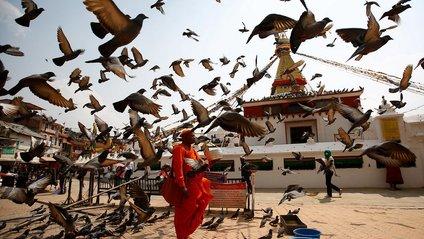 Святковий Непал, який вражає: неймовірні фото - фото 1