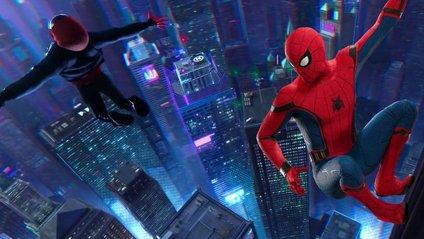Людина-Павук: Навколо всесвіту: трейлер нового анімаційного фільму - фото 1
