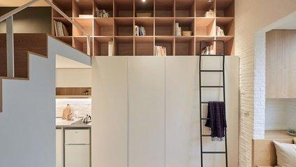 Дизайнери створили ідеальну квартиру на 22 квадратних метрів - фото 1