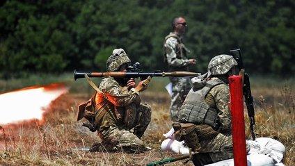 Як українські військові тренуються на масштабних навчаннях: фотофакт - фото 1