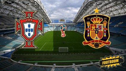 Іспанія - Португалія на Чемпіонаті світу 2018 - фото 1