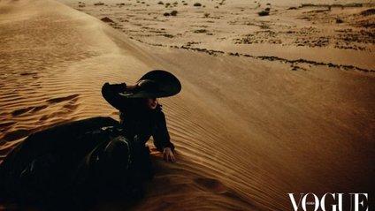 Vogue Arabia розмістив на обкладинці саудівську принцесу - фото 1