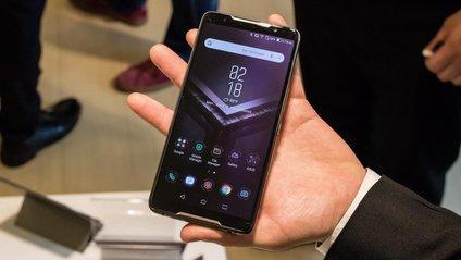 ASUS ROG Phone: потужний смартфон для мобільних ігор - фото 1