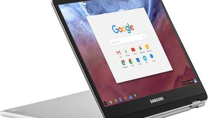 Samsung оновила ноутбук Chromebook Plus - фото 1