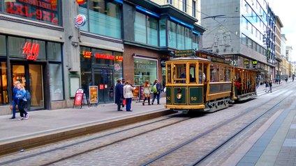 У Гельсінкі безкоштовно роздають раритетні трамваї, але є кілька умов - фото 1