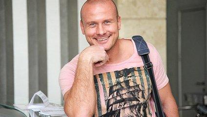 В'ячеслав Узєлков порадував шанувальників зворушливим знімком - фото 1