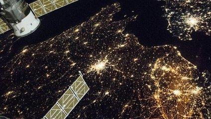 NASA показало Перську затоки з космосу - фото 1