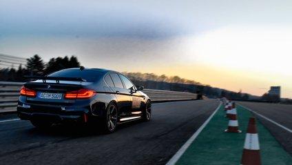 Ще потужніше: німецьке ательє удосконалило BMW M5 - фото 1