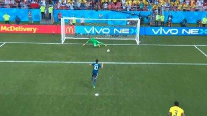 Колумбія відкрила рахунок у матчі проти Японії - фото 1