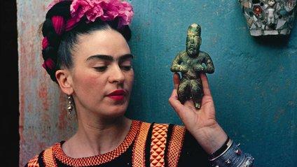 У Лондоні відкрилась виставка Фріди Кало: яскраві фото - фото 1