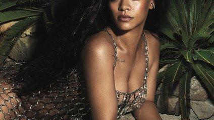 Спокуслива Rihanna підкорила мережу новим фото - фото 1