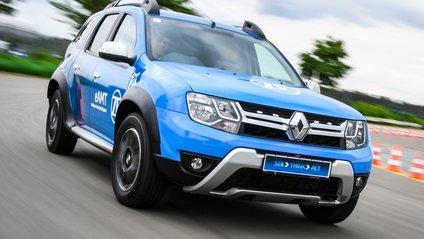 Компанія ZF показала гібридний Renault Duster - фото 1