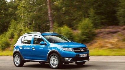 У хетчбека Dacia Sandero Stepway з'явилася бюджетна версія - фото 1