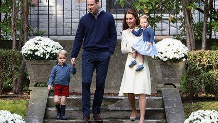 Принц Джордж неохоче бавиться з сестрою - фото 1