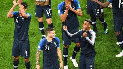 Франція – Бельгія в 1/2 ЧС 2018 - фото 1