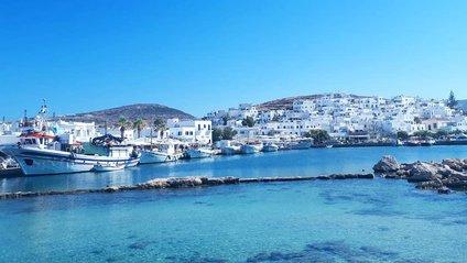 Острів Парос, Греція - фото 1