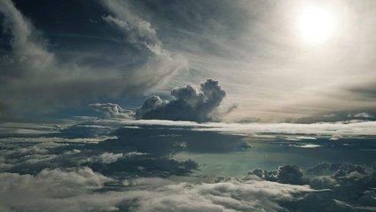 Хмари складаються з найдрібніших крапель води - фото 1