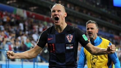 Хорватські футболісти передали привіт українським уболівальникам - фото 1