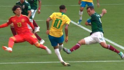 Бразилія - Мексика (матч 2-07-2018) - фото 1