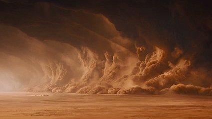 Апокаліптичну піщану бурю в США зняли на відео - фото 1