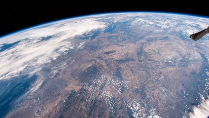 Шокуюче: як виглядає Європа з космосу - фото 1