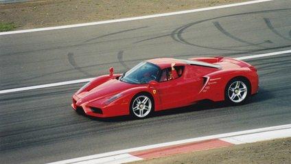 Ferrari Шумахера дещо відрізняється від стандартної моделі - фото 1