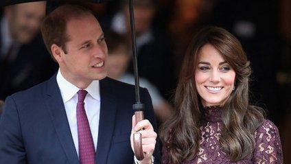 Принц Вільям і Кейт Міддлтон - фото 1